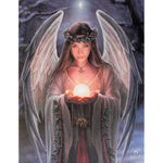 Anne Stokes Yule Angel Picture | Angel Clothing