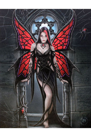 Anne Stokes Aracnafaria Fairy Picture | Angel Clothing