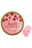 Toucan Gifts Wild Rose Eco Soy Wax Melts | Angel Clothing