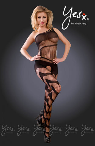 YesX YX940 Bodystocking | Angel Clothing