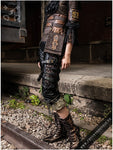 RQBL Abigale Steampunk Harness | Angel Clothing