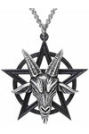Alchemy Baphomet Pendant | Angel Clothing