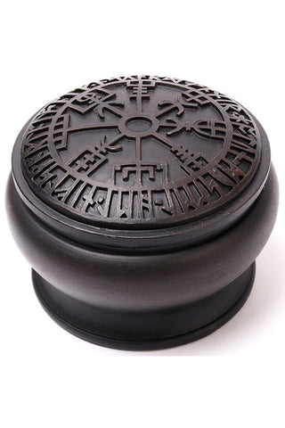 Alchemy Black Vegvisir Box | Angel Clothing