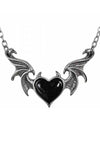 Alchemy Blacksoul Necklace | Angel Clothing