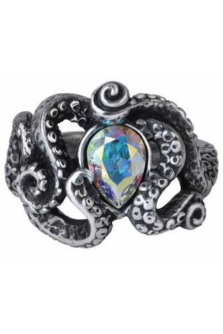 Alchemy Cthulhu Ring R231 | Angel Clothing