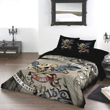 Alchemy Cursed SuperKing Size Duvet Set | Angel Clothing