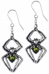 Alchemy Emerald Venom Earrings E428 | Angel Clothing