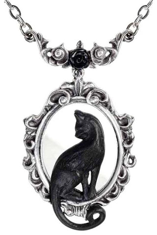 Alchemy Feline Felicity Pendant | Angel Clothing