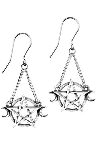 Alchemy Goddess Earrings | Angel Clothing