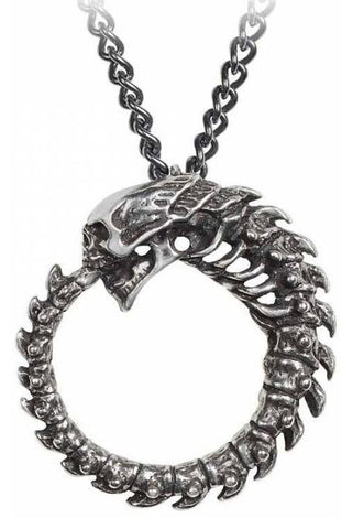 Alchemy Alchoboros Pendant P854 | Angel Clothing