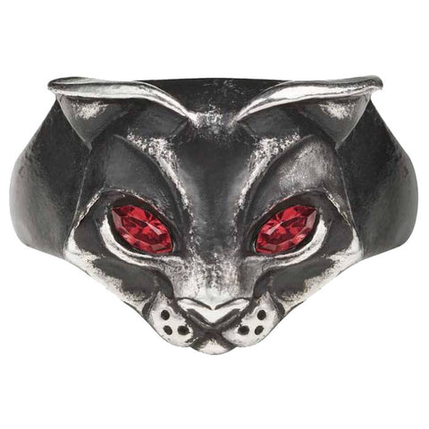 Alchemy Bastet Goddess Ring R224 | Angel Clothing