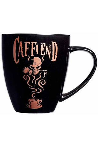 Alchemy Gothic Caffiend Mug | Angel Clothing