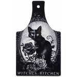Alchemy Gothic Cats Kitchen Chopping Board | Angel Clothing