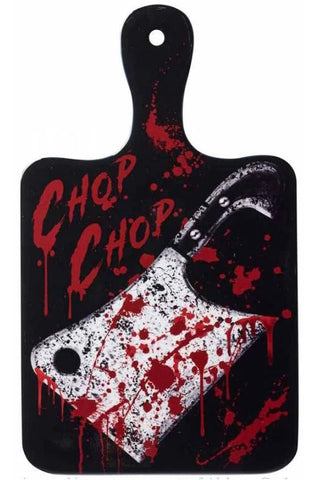 Alchemy Gothic Chop Chop Chopping Board | Angel Clothing