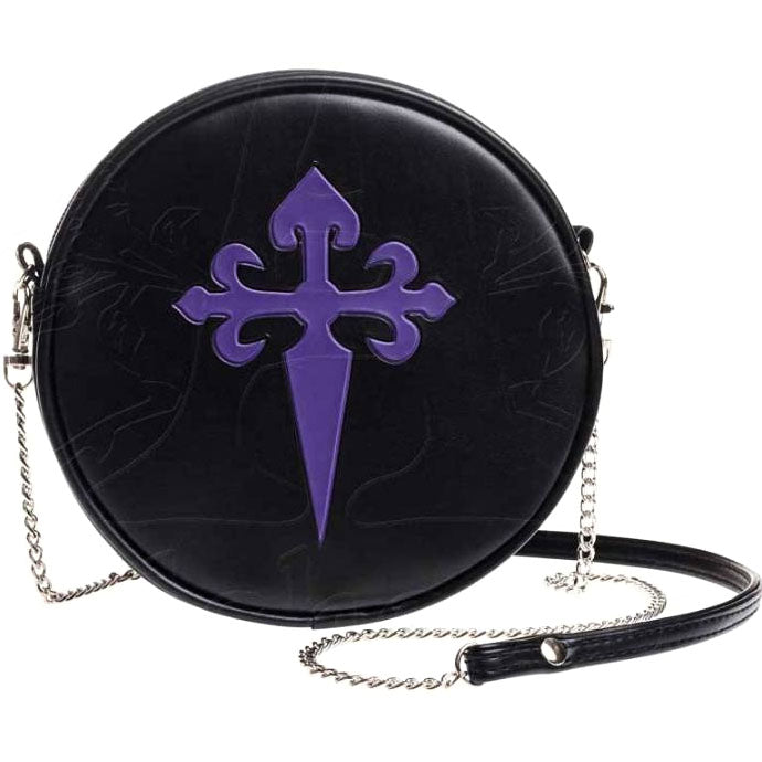 "Anne Stokes 3D Purse Wallet Nera in PVC Gothic Fata /""DRAGON KIN/'"