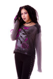 Alchemy Gothic Dead Droog Top | Angel Clothing