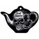 Alchemy Gothic Dead Thirsty Coaster 18.7cm | Angel Clothing