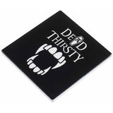 Alchemy Gothic Dead Thirsty Coaster | Angel Clothing