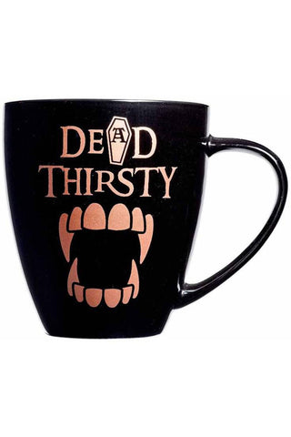 Alchemy Gothic Dead Thirsty Mug | Angel Clothing