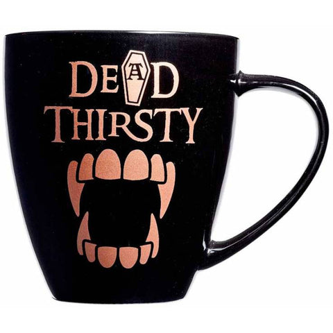 Alchemy Gothic Dead Thirsty Mug - Angel Clothing