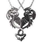 Alchemy Draconic Tryst Pendant P811 | Angel Clothing