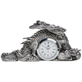 Alchemy Gothic Dragonlore Clock V46 | Angel Clothing