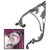 Alchemy Gothic Earring Arboreus Elf Ear Wrap Left E390L | Angel Clothing