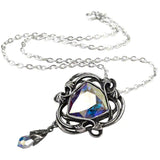 Alchemy Empyrian Eye Tears From Heaven Necklace | Angel Clothing