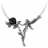 Alchemy Gothic Faerie Glade Necklace P844 | Angel Clothing
