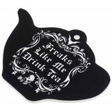 Alchemy Gothic Freaks Like Me Coaster 18.7cm | Angel Clothing