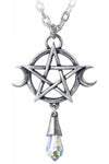 Alchemy Gothic Goddess Pendant P845 | Angel Clothing