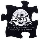 Alchemy Gothic Gothic Cocktail Jigsaw Coasters | Angel Clothing