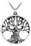 Alchemy Gothic Gotik Tree Of Death Pendant P793 | Angel Clothing
