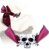 Alchemy Gothic I Dieth Choker P665 | Angel Clothing