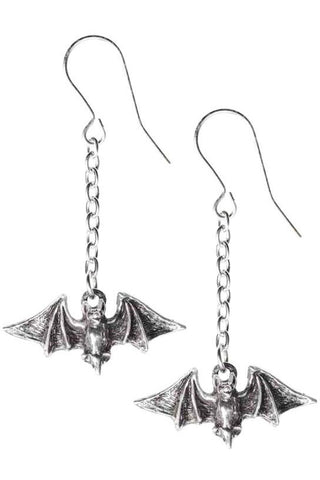 Alchemy Kiss The Night Earrings | Angel Clothing