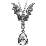 Alchemy Gothic La Nuit Bat Pendant P600 | Angel Clothing