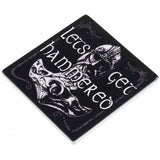 Alchemy Gothic Lets Get Hammered Coaster | Angel Clothing