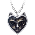 Alchemy Love Cat Pendant | Angel Clothing