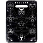 Alchemy Gothic Magic Symbols Chopping Board | Angel Clothing