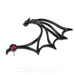 Alchemy Gothic Nocti-Dame Earwrap E392 | Angel Clothing