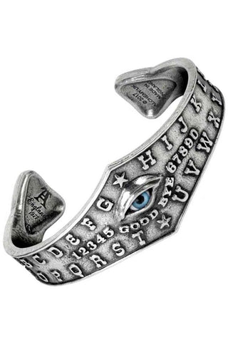 Alchemy Gothic Ouija Eye Bracelet A117 | Angel Clothing