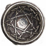 Alchemy Gothic Pentagramatron Trinket Dish V63 | Angel Clothing