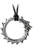 Alchemy Jormungand Pendant P774 | Angel Clothing