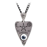 Alchemy Gothic Planchette Pendant P766 | Angel Clothing