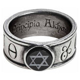 Alchemy Principia Alchemystica Ring R229 | Angel Clothing