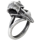 Alchemy Rabeschadel Kleiner Ring R220 | Angel Clothing