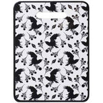 Alchemy Gothic Raven and Rose Chopping Board | Angel Clothing