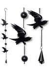 Alchemy Raven Wind Chime | Angel Clothing