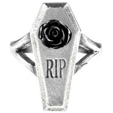 Alchemy RIP Rose Ring | Angel Clothing