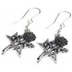 Alchemy Gothic Ruah Vered Earrings | Angel Clothing